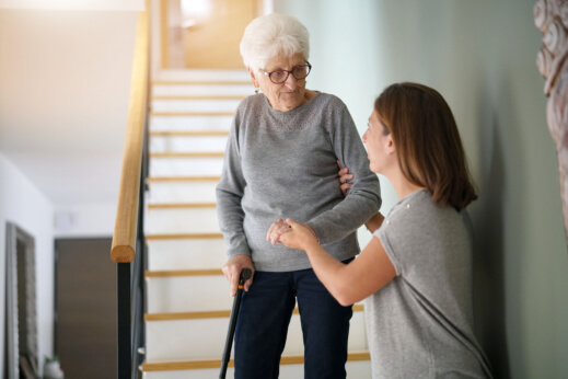 Ways to Prevent Dementia-Related Falls - 1